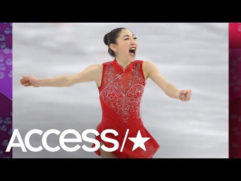 Get To Know Olympic Figure Skating Stars Mirai Nagasu, Adam Rippon And The Shib Sibs | Access