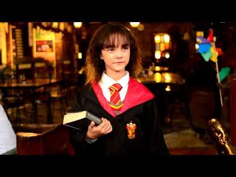 Mikhaela 'Mandy' Sivillana as Hermione (Photoshoot Behind the Scenes)