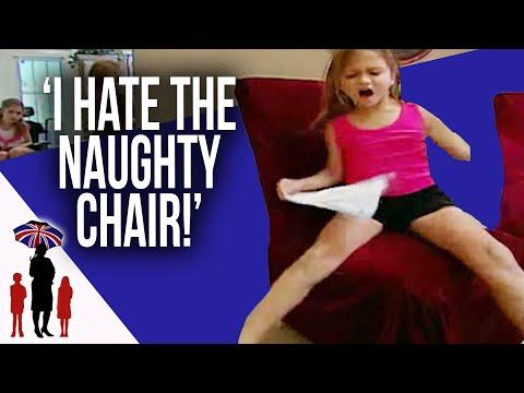Screaming 6 Yr Old Has 2 1/2 Hour Tantrum | Supernanny