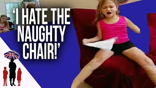 Screaming 6 Yr Old Has 2 1/2 Hour Tantrum | Supernanny