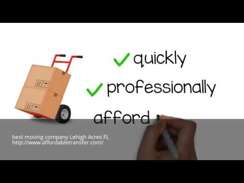 best moving company Lehigh Acres FL
