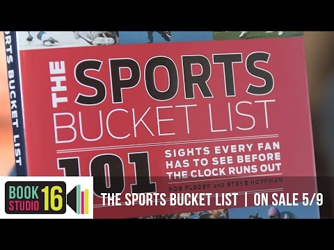The Sports Bucket List | On Sale May 9th