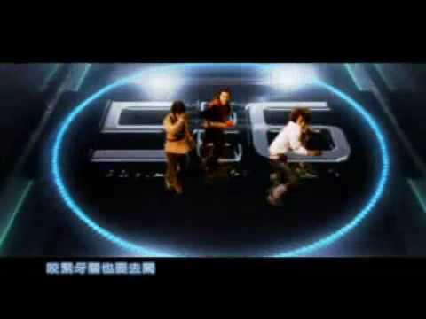 5566【格鬥天王】放手一搏 MV