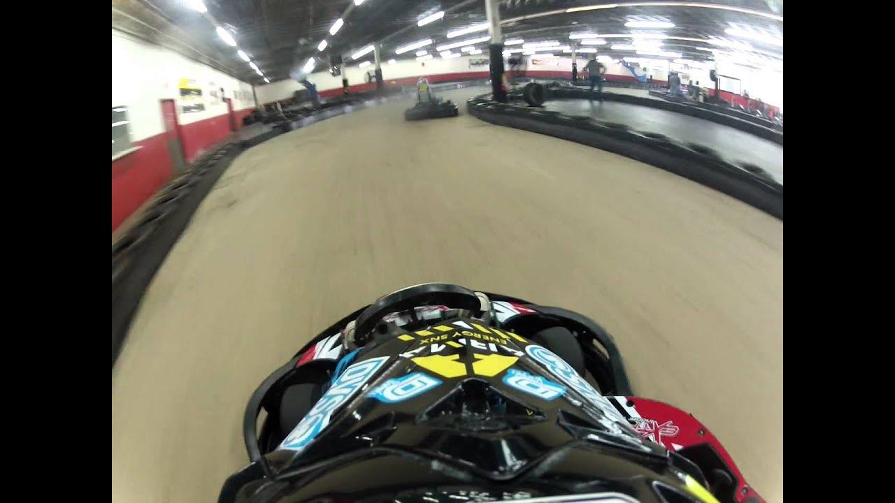 Extreme indoor kart racing clio mi