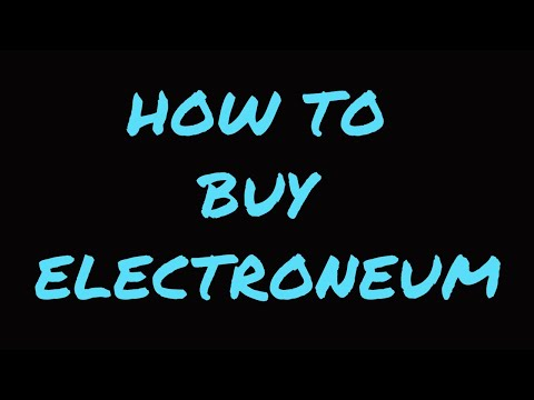 How to BUY Electroneum ICO using your Coinbase wallet