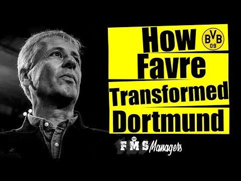 How Lucien Favre Transformed Dortmund | Can Dortmund Win The Bundesliga | Dortmu