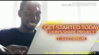 LIONSHARE ETHEREUM SMART CONTRACT (PRELAUNCH)