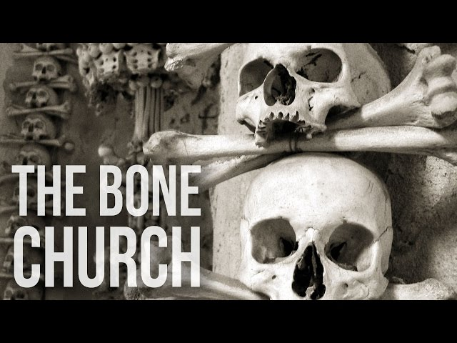 Lets go to Sedlacek bone church in Czech Tourist Attraction