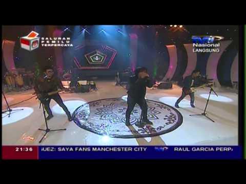 THE TITANS [Lupakan Aku] Live At Kamera Ria (18-02-2014) Courtesy TVRI