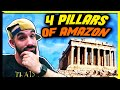 The 4 Pillars of Amazon FBA - How to Make a Fulltime Income Selling Products