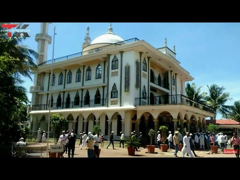 Beautifull Masjid In Goa South (Masjid-E-Hamza) Well Maintained - Everything In Life T.K
