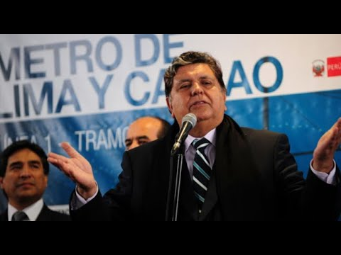 Ricardo Pinedo: 'Alan García no se sentía acorralado'