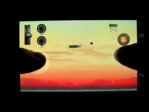 Wings Of Fury Android App Review - CrazyMikesapps