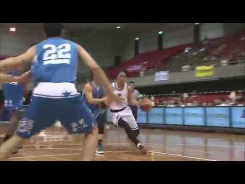 ソウル三星サンダースvsバンビシャス奈良 B.LEAGUE EARLY CUP 2018 KANSAI 5位決定戦