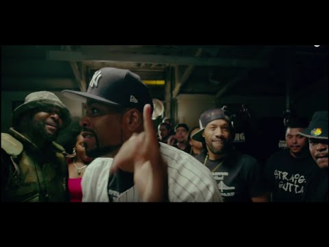 Method Man - Straight Gutta (feat. Redman, Hanz On, Streetlife) [Official Music Video]