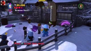 Lego Harry Potter Years 5-7 Walkthrough - Dumbledore