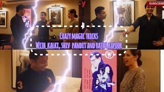 OMG!!!Magician/Mentalist SHOCKS KALKI Koechlin, RAJAT Kapoor and SHIV Pandit! thumbnail