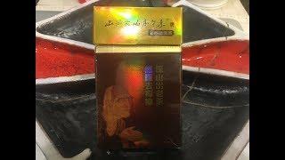 Обзор Китайских сигарет с чаем Пуэр