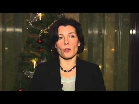 Försvarsministerns julhälsning till utlandspersonalen