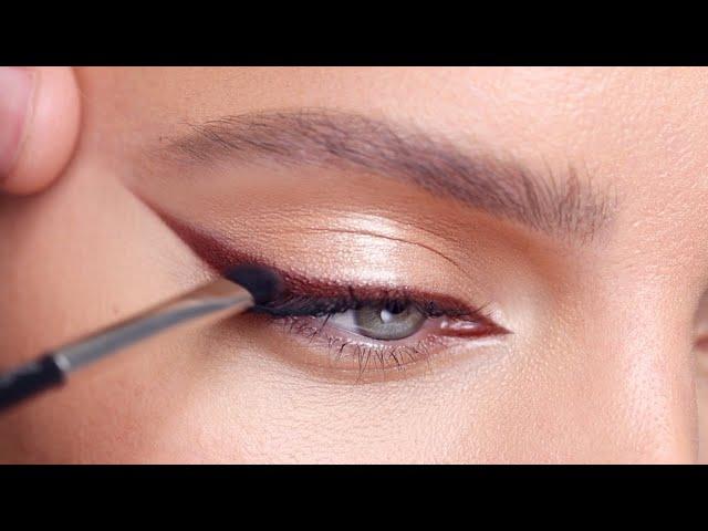 HOW TO: BROWN EYELINER | Hindash