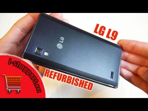 Восстановленный LG Optimus L9 (P760) с Алиэкспресс - обзор refurbished телефона