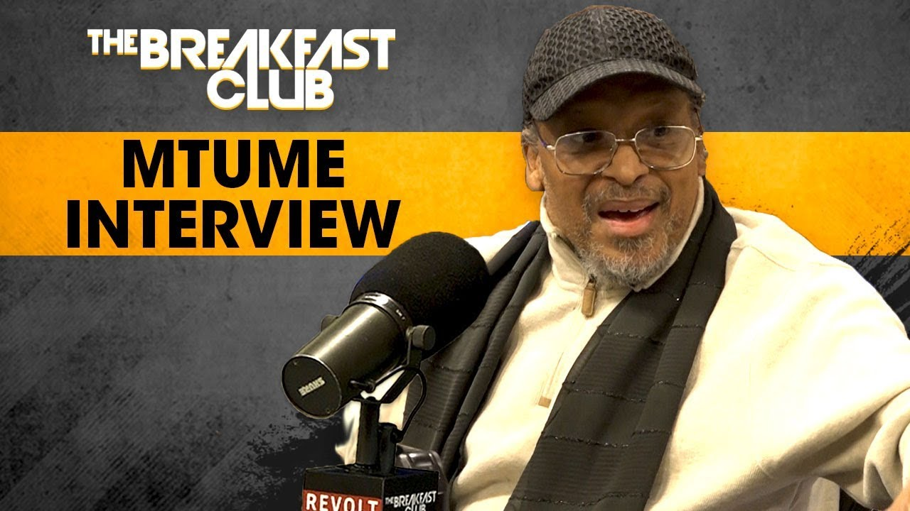 Mtume | Talks Biggie's 'Juicy' Record, How Sampling Has Evolved + More