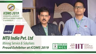 ICOMS 2019 | Exhibitor | MTU India Pvt Ltd