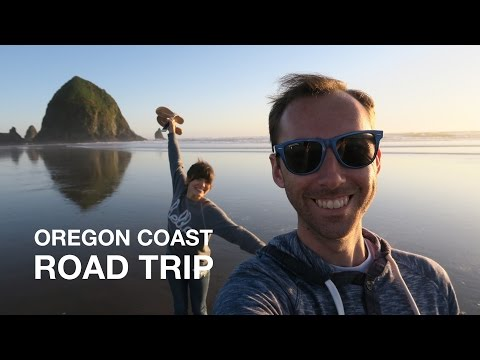ROAD TRIP: Portland to the Oregon Coast