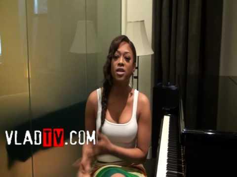 Exclusive: Trina tells us what she thinks about Nicki Minaj