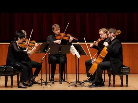 Fall 2017 Chrysalis Showcase at UNCSA: Mendelssohn String Quintet