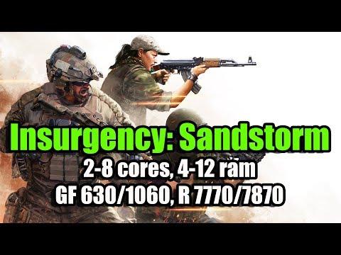 Insurgency: Sandstorm на