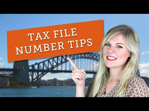 Tips On Applying For Your Tax File Number In Australia