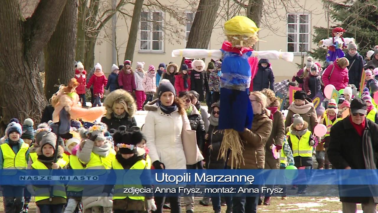 TKB – Utopili Marzannę – 21.03.2018