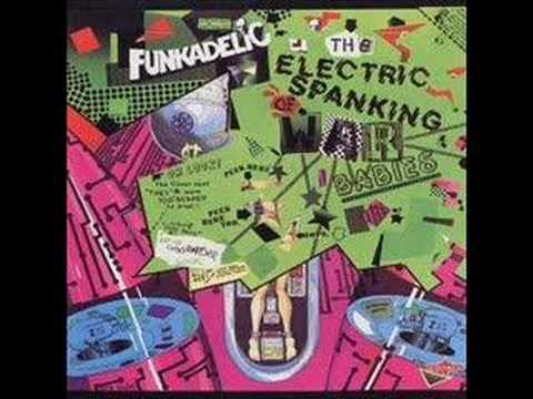 Funkadelic- Electric Spanking of War Babies (1981)