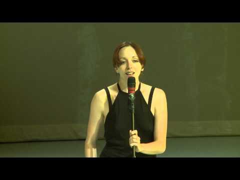 """""""Я за что люблю Ивана"""". Поет Эра Черна, Торонто, Канада 2013"""