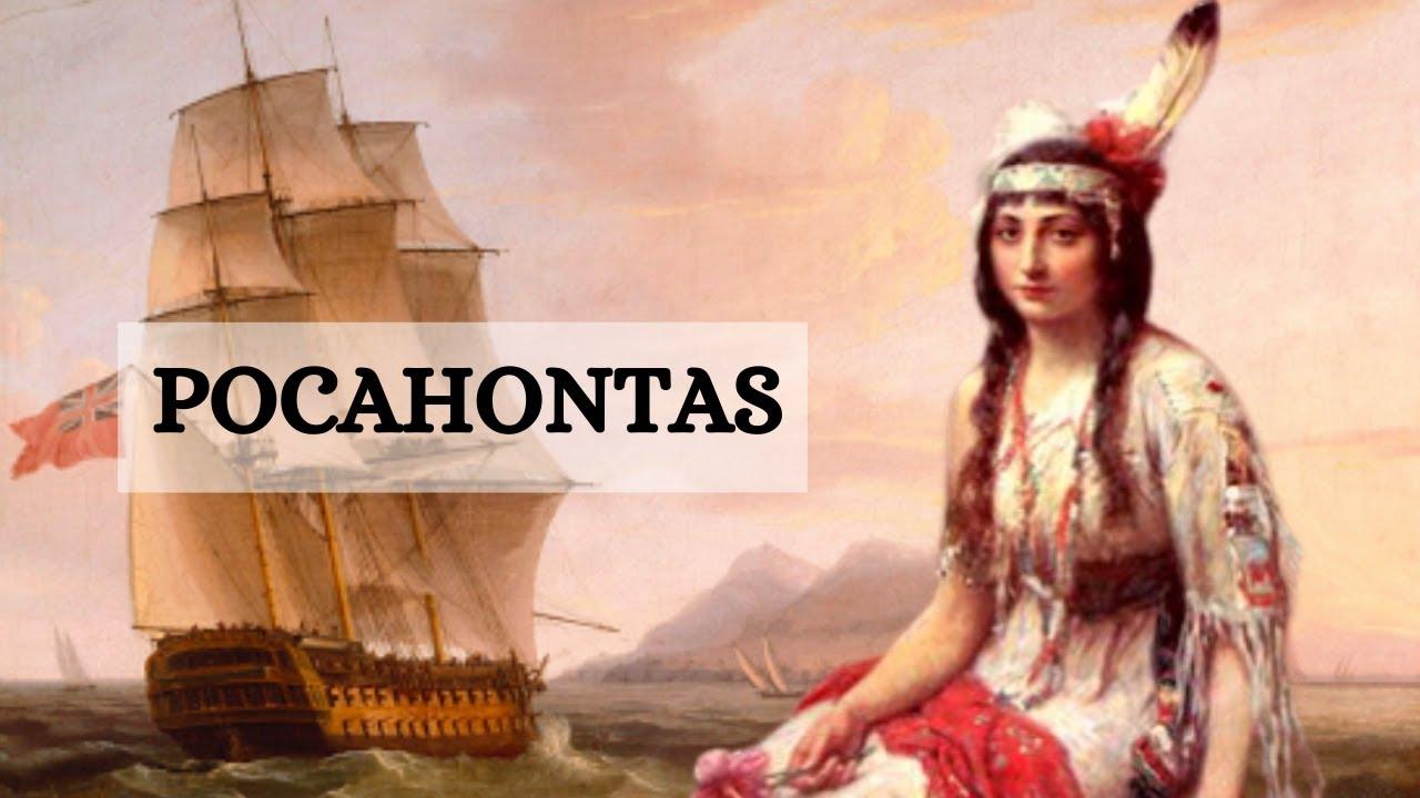 POCAHONTAS, una india entre dos continentes