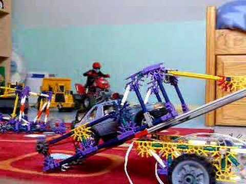 Knex Tow Truck Youtube