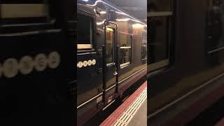 117系 WEST EXPRESS 銀河  大阪駅発車(to 向日町)