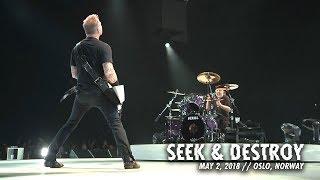 Metallica: Seek & Destroy (Oslo, Norway - May 2, 2018)
