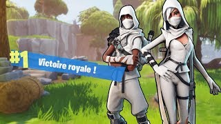 LES HÉROS DU TOP 1 ?! - Fortnite Battle Royale gameplay