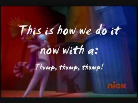 King Julien's 'Thump' ~Lyrics~