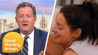 Piers Rants About Love Island's Maura   Good Morning Britain