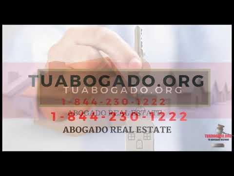 Abogado Real Estate El Paso Texas