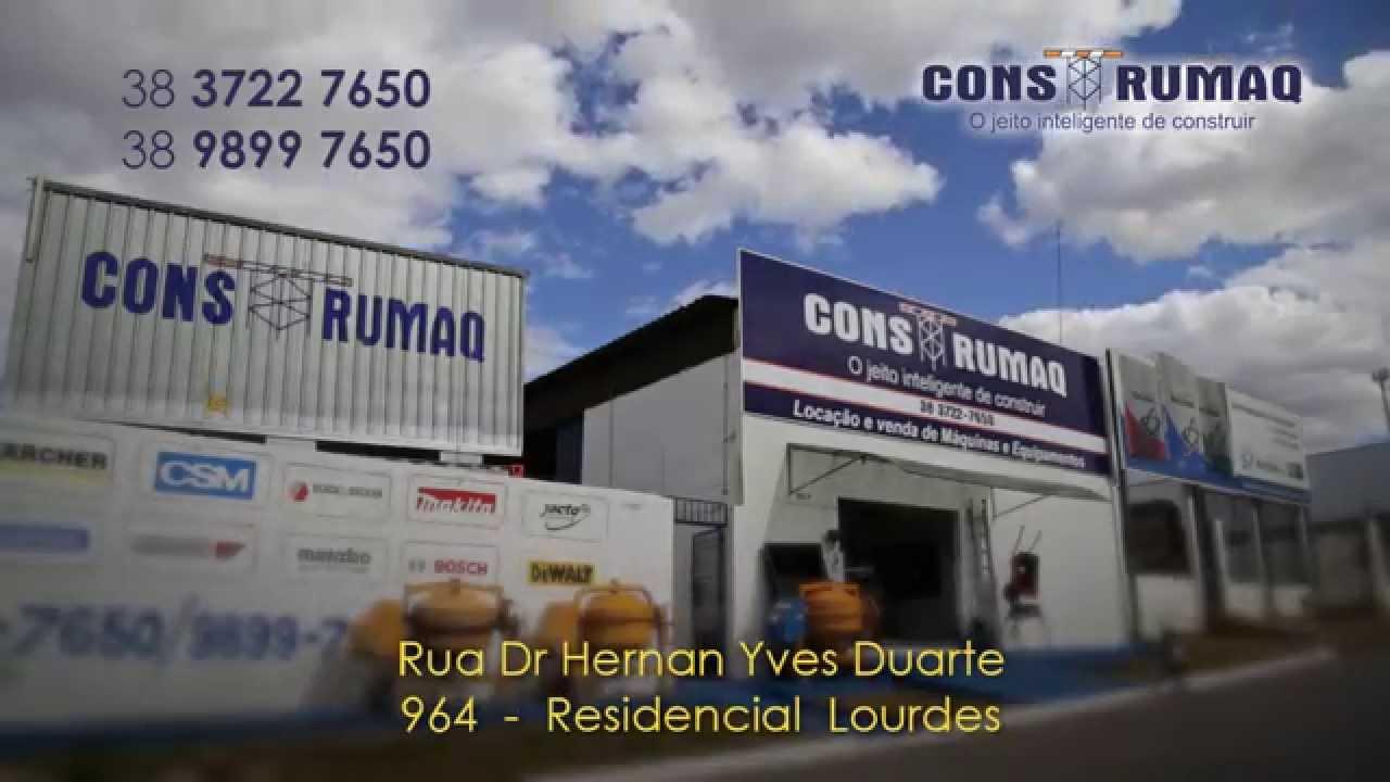 Construmaq Curvelo - Locação e Venda de Equipamentos. - YouTube 8c5dc2509d