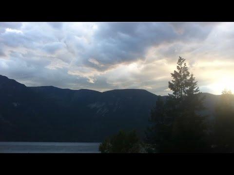 The Magic Lake - Stabilized 1080p