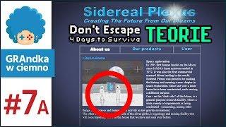 Don't Escape: 4 Days to Survive PL #7A | Siderealplexus.com