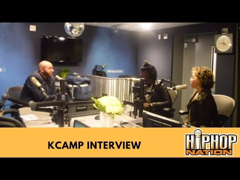 K Camp Interview With DJ Suss One Talks New EP,  Moving from Atlanta to LA and More!