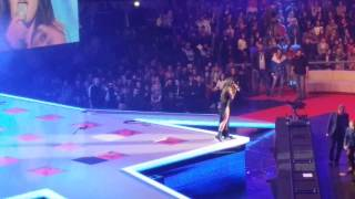 Ruslana Live At Craiova - Eurovision Romania National Song Contest - 8 March 2015