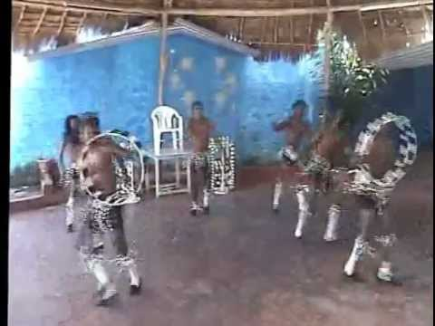 Limpopo African acrobats 2012