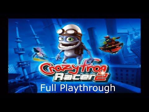 Crazy Frog Racer 2 Full Playthrough